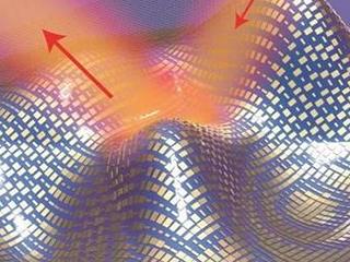 """科学家研发""""隐形衣""""新技术 光学芯片弯曲光线"""