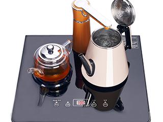 还在用旧式饮水机?茶吧机才是家庭的首选