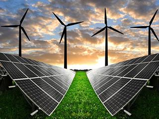 可再生能源市场继续升温 太阳能抢得一席之地