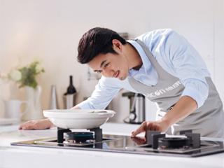 冬季温暖在厨房 帅康厨电开启欢乐烹饪时光