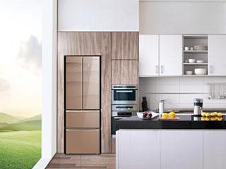 超薄冰箱助你打造精致完美的一体化厨房
