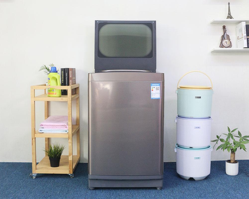 创造无限专属洗 TCL桶中桶免污洗衣机首评