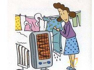 一张图告诉你冬季用取暖设备要注意安全隐患