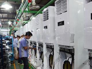 [芜湖]前3季度家电出口近55亿 空调占九成