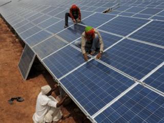 印度的太阳能利用能超越中国吗?拭目以待