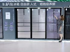 市场万元以上冰箱比拼 看六项就知该买谁