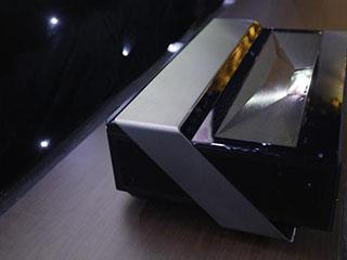 海信发两款激光电视:停止1080P产品生产