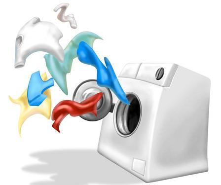 衣物缠成团 那是你没选到正确洗衣机