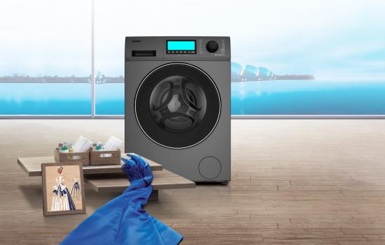 格兰仕云滴嘀滚筒洗衣机