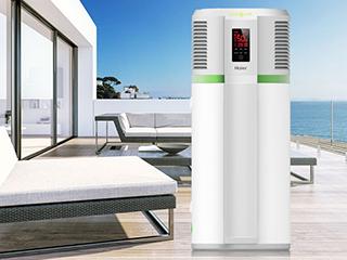 极致安全高效 新装修家庭该用空气能热水器了