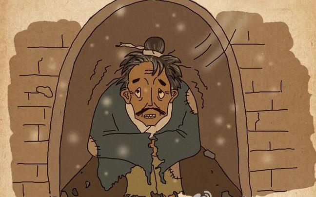 没有暖气和空调,古人如何在冬季御寒?