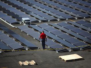 未来的太阳能城市将由可以发电的窗户驱动