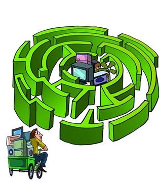 北京:打造新型废旧电器回收体系