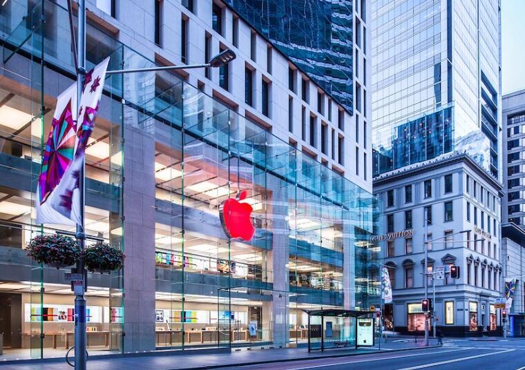 世界艾滋病日:苹果零售店启动红色LOGO