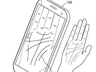 三星推手机掌纹扫描技术:比人脸、指纹更安全