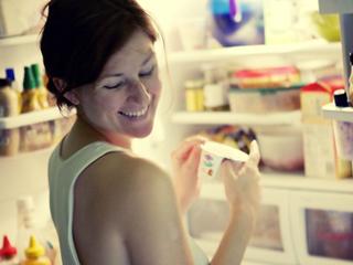 享受鲜美食材 怎么少得了大容量无霜冰箱