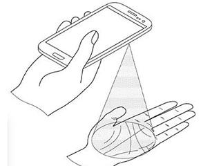 三星申请新专利 扫描掌纹帮你想起密码