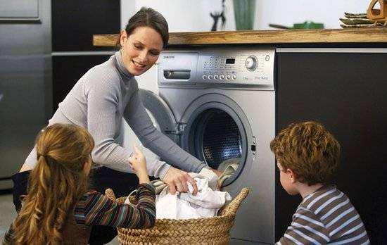 即洗即干!洗烘一体机帮你冬季高效洗衣