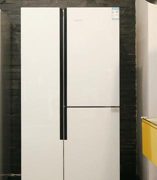西门子零度对开冰箱评测