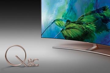 量子点电视后来居上 销量赶超OLED数倍