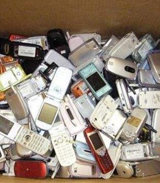 中国的10亿部旧利发国际手机客户端都去哪儿了?