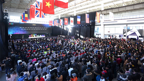 2017年iCAN国际创新创业大赛打造科技创新盛宴