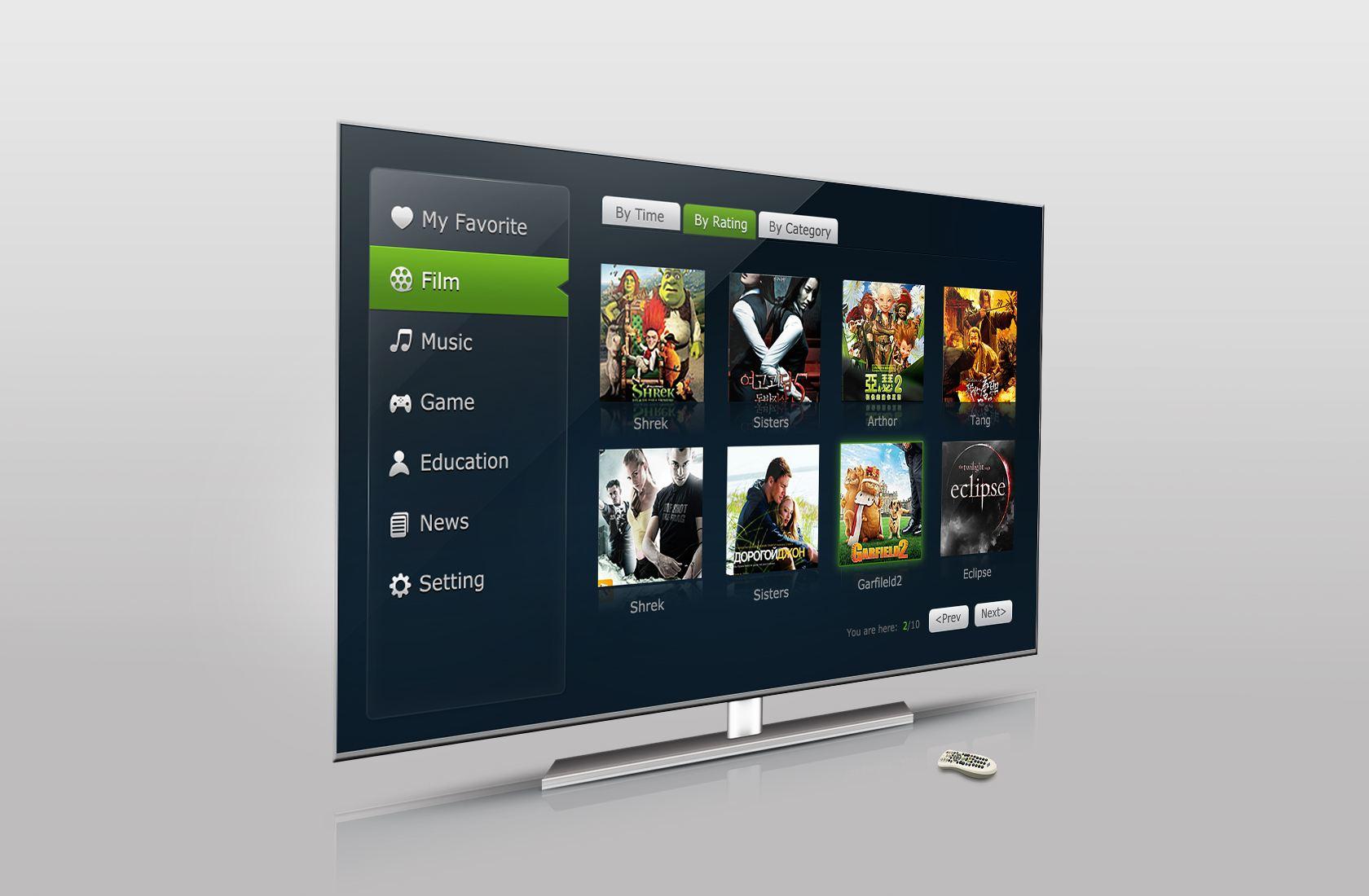 智能电视一些小故障如何排除和解决