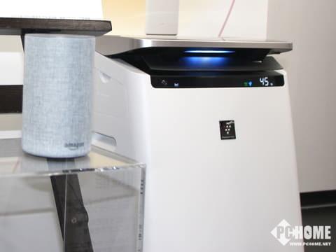 夏普与亚马逊合作推出空气净化器以及空调
