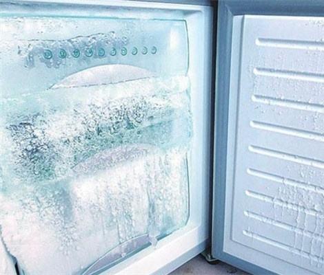 只要一张膜 冰箱除霜变得轻轻松松!