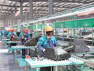 黑龙江中再生公司可消化省内近七成废旧家电