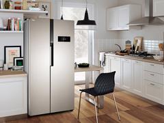 与新鲜健康面对面 少不了变频风冷冰箱助力