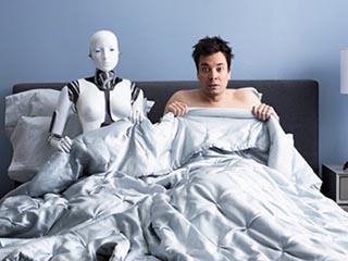 报告称超四分之一男性更喜欢跟机器人谈恋爱