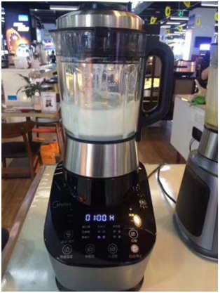 用破壁机在家DIY奶昔 健脾益胃就是这么简单!