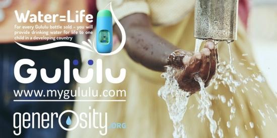 Gululu水精灵启动企业社会责任计划,携手全球公益组织关爱儿童大健康