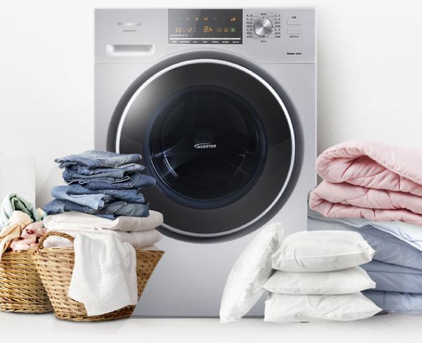 全方位呵护家人衣物 松下变频洗衣机推荐