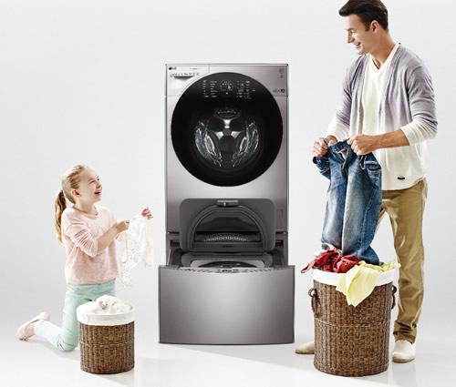 LG双擎利发国际利发国际手机客户端版引领健康洗衣新潮流