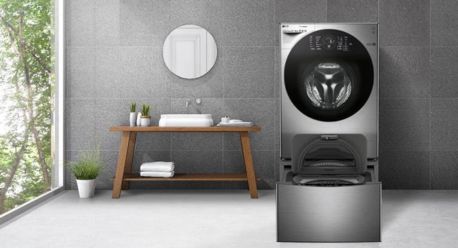 LG双擎洗衣机引领健康洗衣新潮流