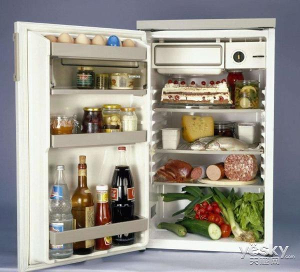在家吃坏肚子可能是冰箱的锅! 细节看出大问题