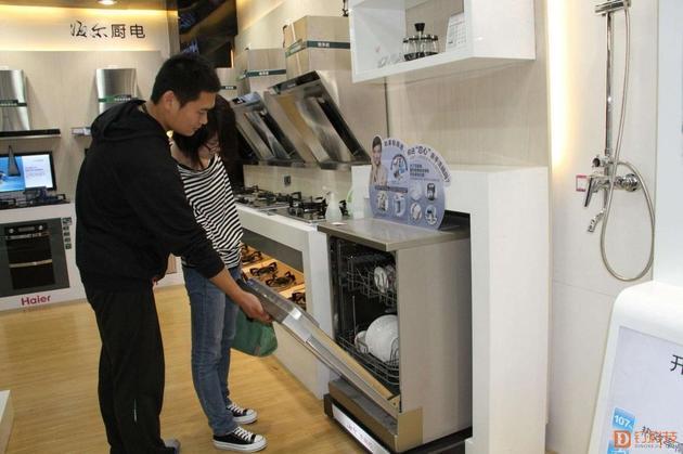 众多品牌 洗碗机百亿市场如何差异化生存?