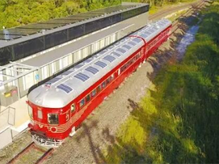澳大利亚太阳能火车上路 太阳能与铁路还有多少种可能?