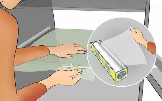 太实用了!往冰箱里放张纸 省下大笔电费