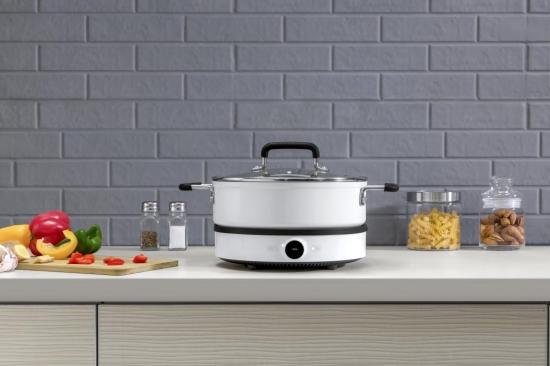 小米电磁炉——用低温烹饪开启大厨房时代
