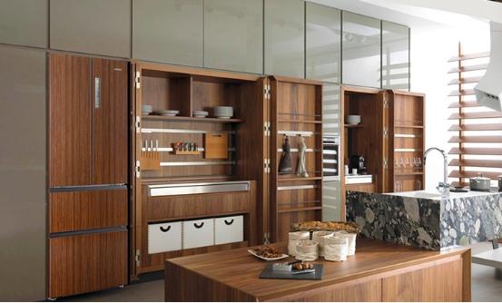 """被设计师定义为""""佛系""""的冰箱长什么样?"""