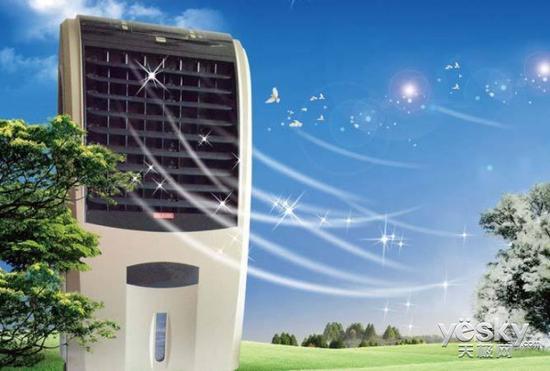 空调和空调扇各有哪些优缺点?区别是什么?