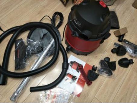 吸量阵线联盟盟主:小狗D-807桶式吸尘器