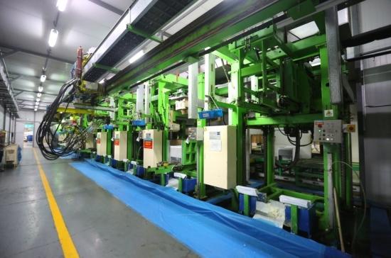 海信冰箱扬州工厂