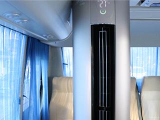 中国空调客厅大战正酣 海尔已布局无霾巴士
