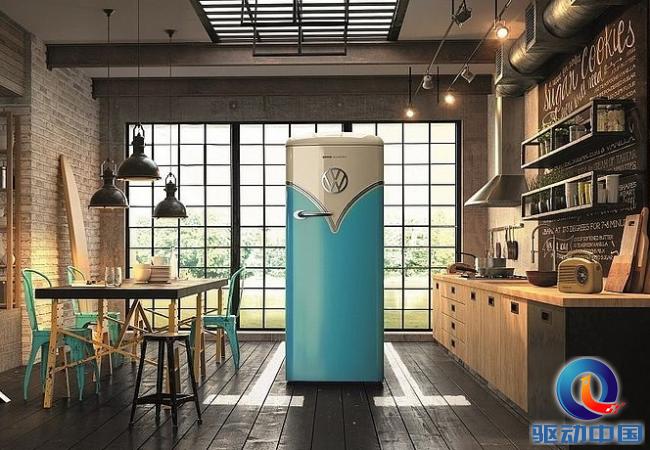 大众涉足家电领域!联合欧洲家电巨头推出冰箱