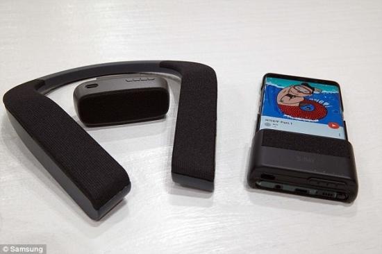 黑科技!三星将在CES展示定向发声音箱和提升视力眼睛
