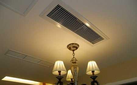 选购常识:中央空调应该如何选择匹数?